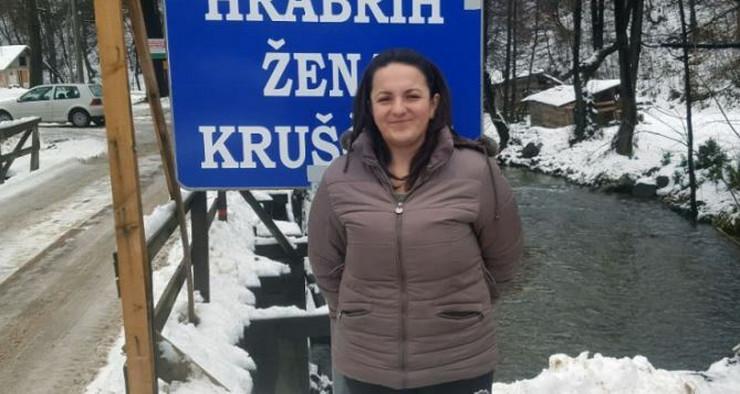 Kruscica Vitez  protesti zene Avaz.ba