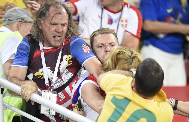 Tuča Srbija Brazil
