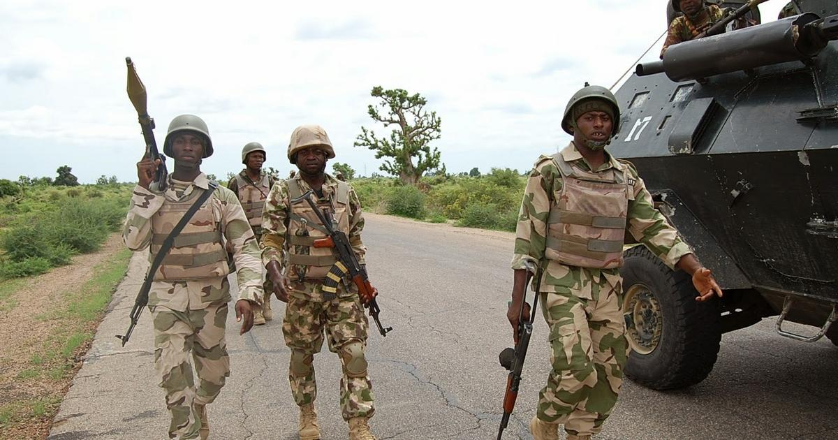 Nigerian Soldiers Kill Boko Haram Terrorists, Retake Baga
