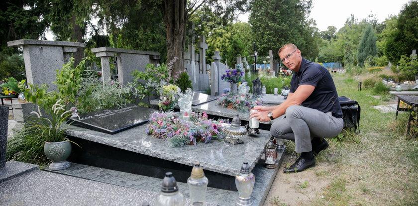 RodziceIgora Stachowiaka: Po śmierci syna nasze życie legło w gruzach