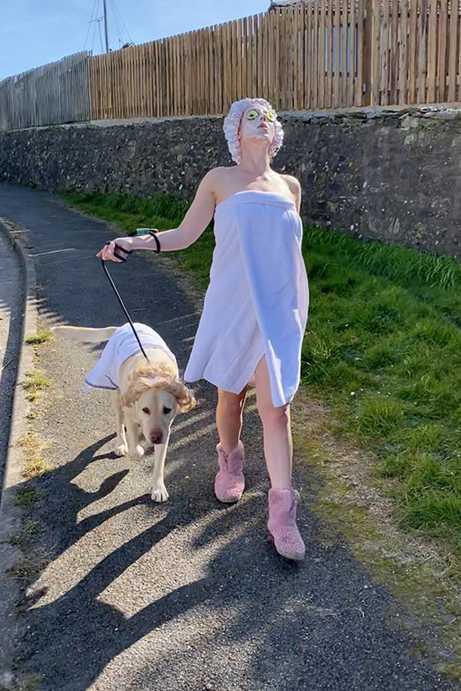 Šetnja sa psom