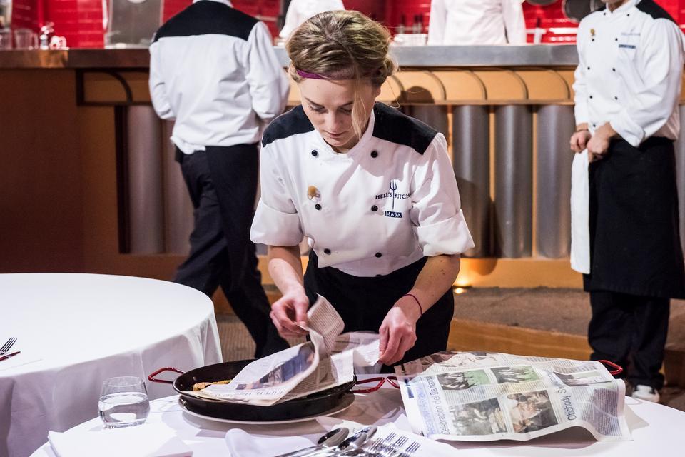 Jerzy Dudek W Finale Hells Kitchen Plejadapl