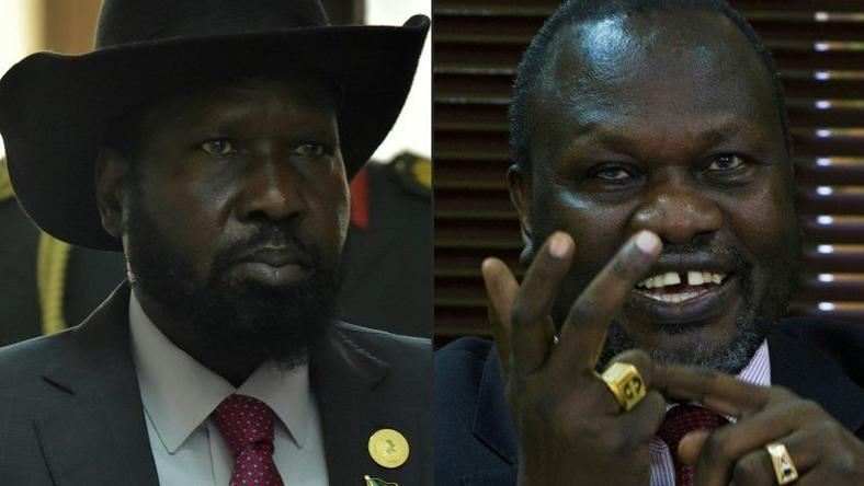 South Sudan president pardons rival, rebels: state radio