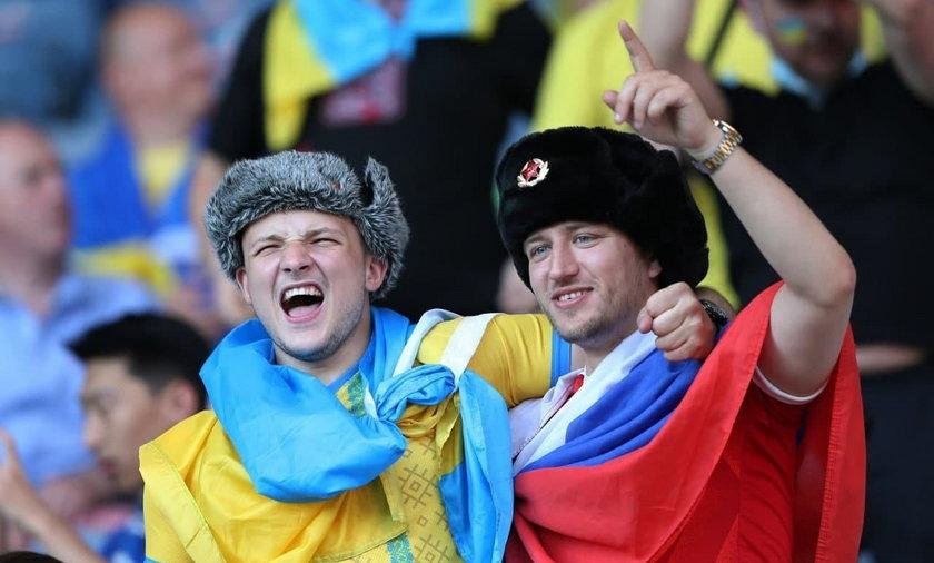 Rosyjsko-ukraińskiej przyjaźni nikt się nie spodziewał w trakcie Euro 2020