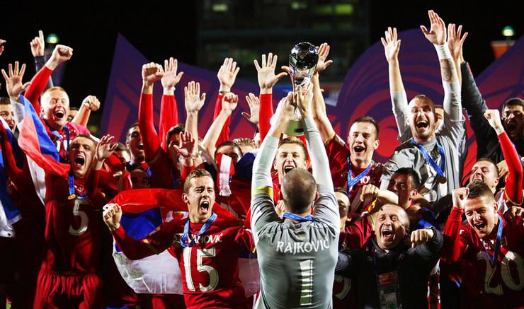 Orlići trofej na Novom Zelandu