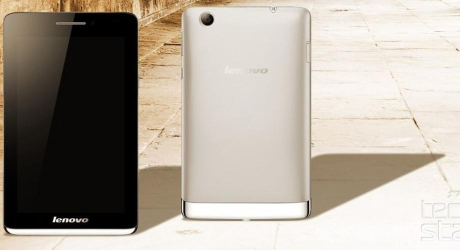 Lenovo S5000: Günstiges 7-Zoll-Android-Tablet im Hands-on