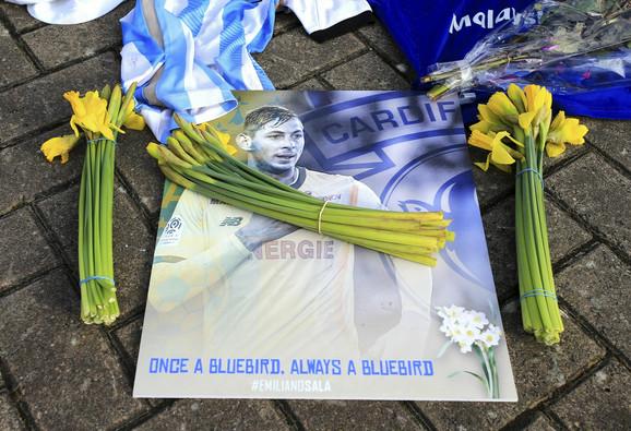 Emiliano Sala poginuo je 21. januara ove godine, kada se njegov avion srušio na putu ka Kardifu