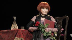 Krafftówna świętuje 65 lat pracy na scenie