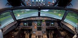 Pilot wpuścił pasażerkę do kokpitu. To był jego ostatni lot