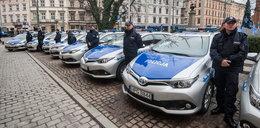 Krakowscy policjanci będą jeździć hybrydami