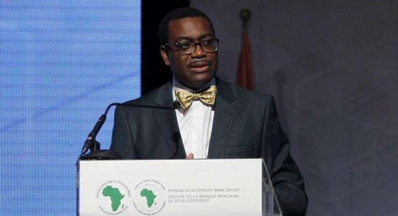 African Development Bank (AfDB) President, Dr Akinwumi Adesina
