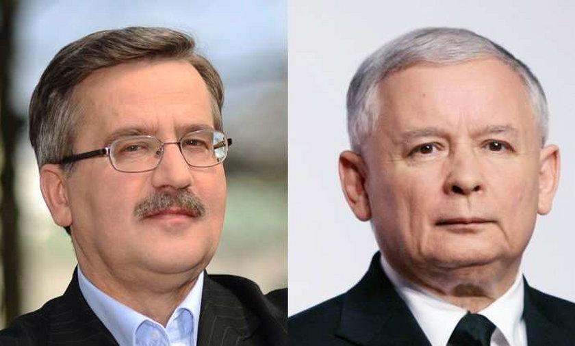 Będzie debata Komorowski Kaczyński