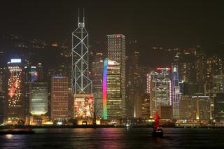 Hongkong odwiedzi z okazji Nowego Roku więcej ludzi, niż w nim mieszka