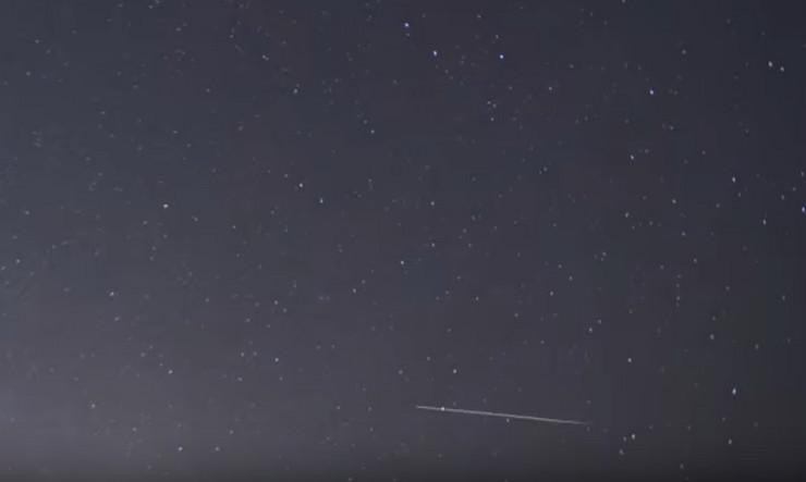 Lajridova kiša meteora