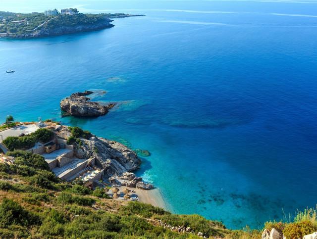 Nikada nismo čuli lepu reč o Albaniji, ali sudeći po fotografijama, obala im je prelepa