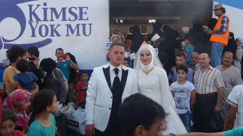 Wesele w Turcji