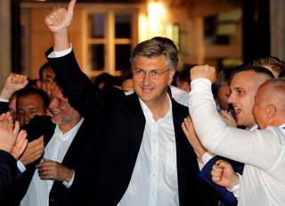 Wybory na Chorwacji: Chadecja najsilniejsza w historii