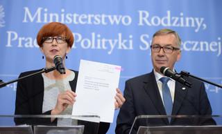 Szwed o pracownikach delegowanych: To pierwszy etap negocjacji