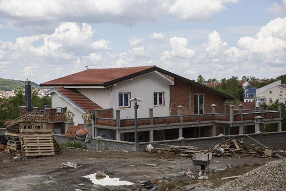 Kuća Nikolića u Mirijevu