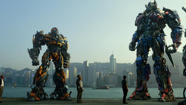 """Chińczycy oglądają """"Transformersów"""""""