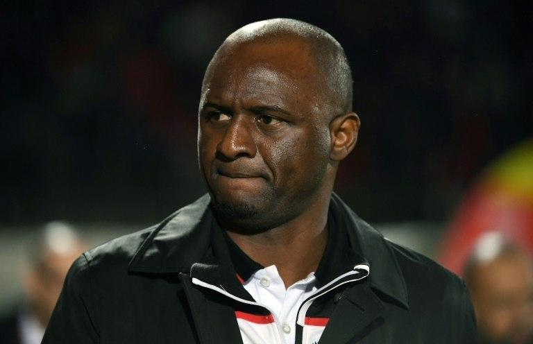 Vieira's Nice were made to work for victory despite playing most of the game against nine men