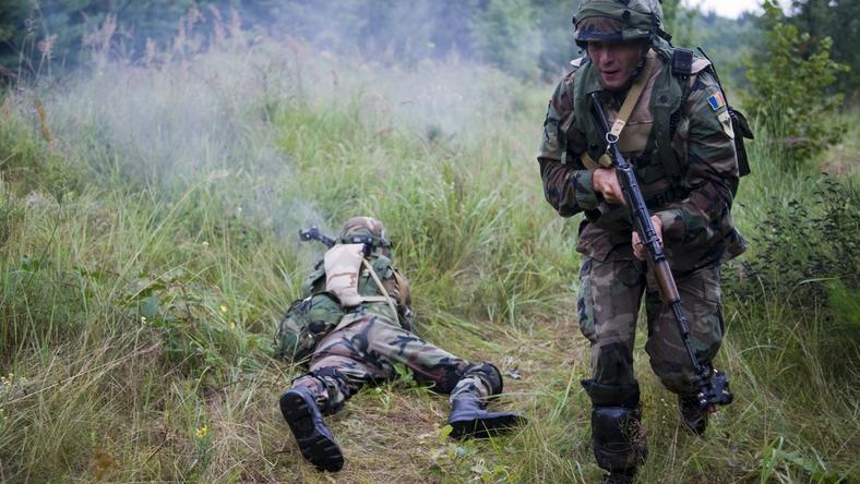 Na Ukrainie ruszają ćwiczenia Rapid Trident 2014