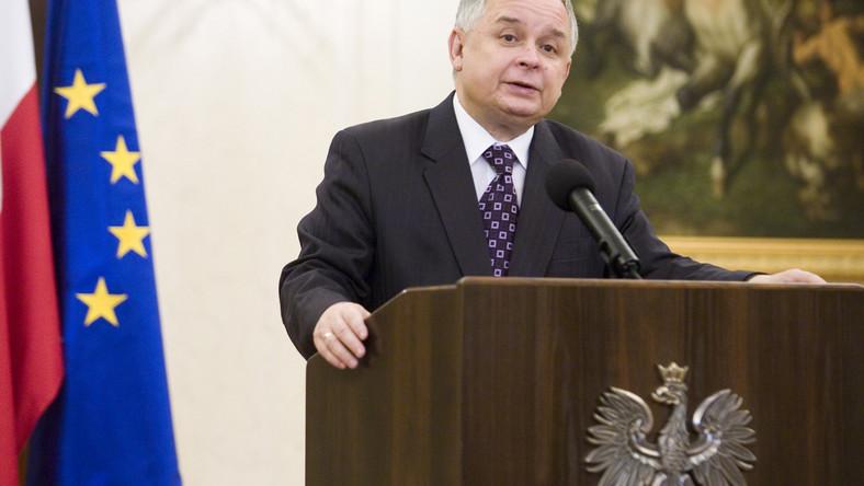 Kaczyński: Choroba, która nas zaskoczyła