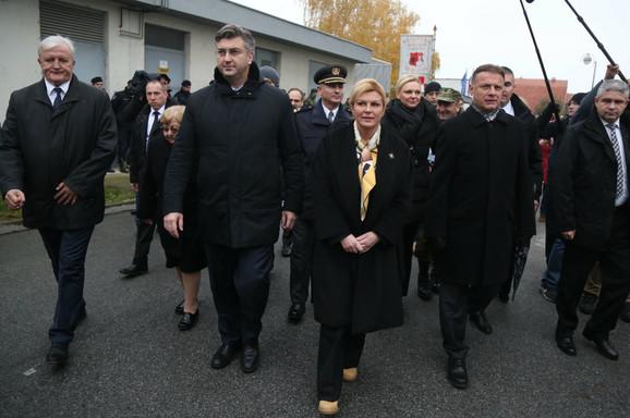Kolinda Grabar-Kitarović u