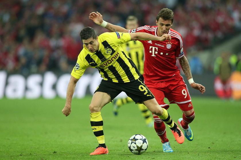 Finał Ligi Mistrzów: Bayern - Borussia 2:1