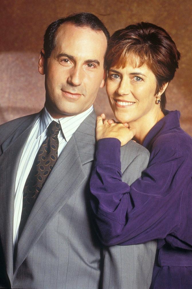 Sindi i Džim Volš