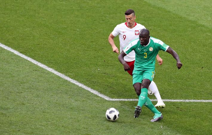 Group H Poland vs Senegal
