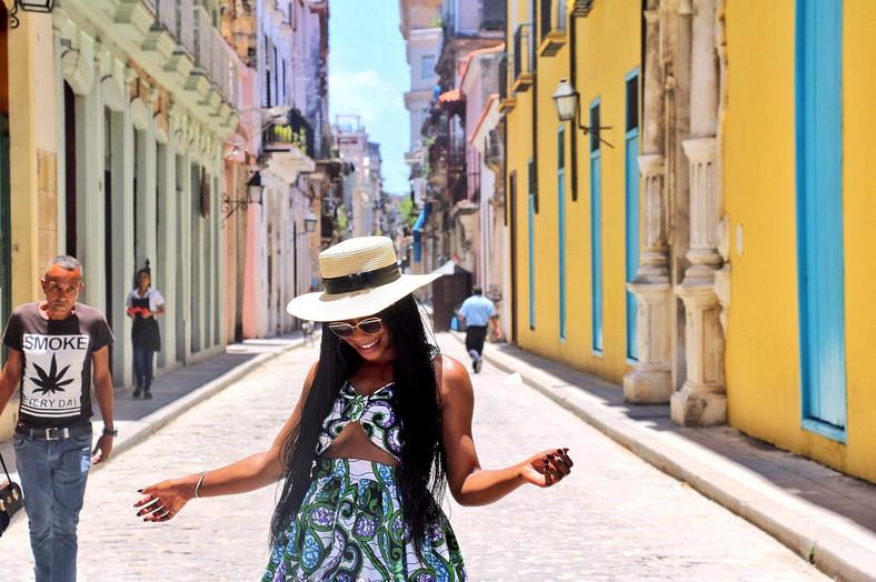 Ufuoma in Cuba [The ufuoma]