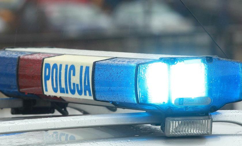 Brutalny napad w Szczecinie. Ofiarą padłą starsza kobieta