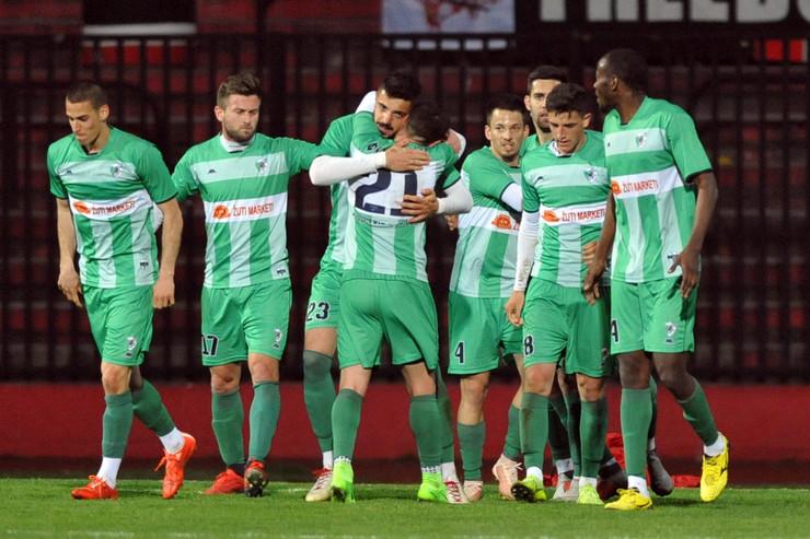 FK Sloboda, FK Inđija