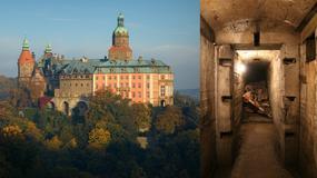 Zamek Książ udostępni turystom tajemnicze podziemia