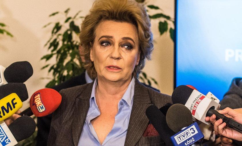 Prezydent Łodzi oskarżona. Mocne zarzuty