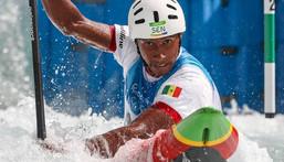 Jean-Pierre Bourhis - Canoë slalom