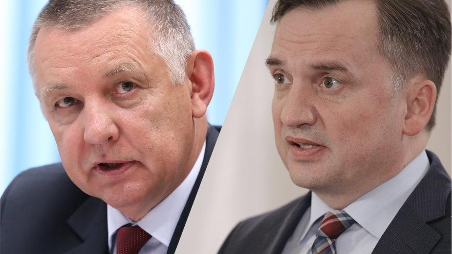 Marian Banaś przedstawi wyniki kontroli NIK w Ministerstwie Sprawiedliwości