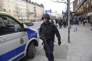 Ciężarówka wjechała w ludzi w centrum Sztokholmu. Są ranni i zabici