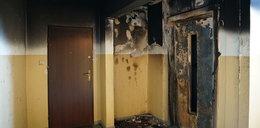 Ktoś podpalił blok w Gdańsku. 11 osób w szpitalu, w tym 3 dzieci