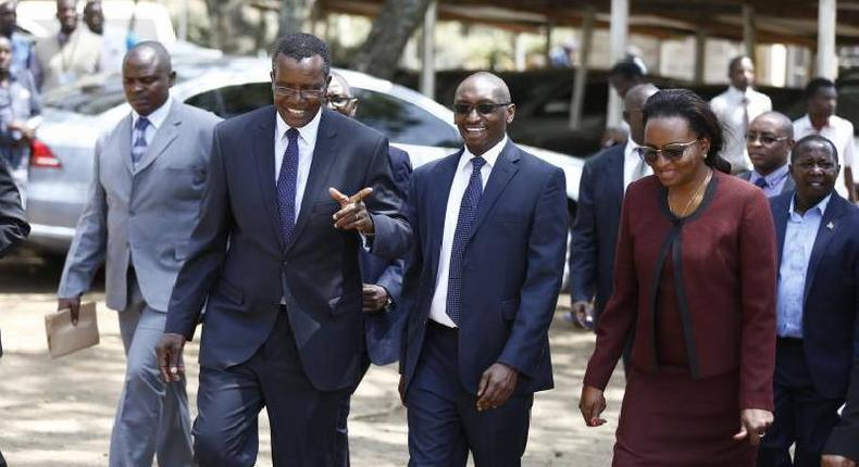 Justice Sila Munyao recuses himself from Mau evictions case over wife's involvement in preparing report to be used in court