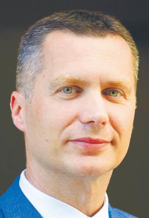Paweł Barchwic, wiceprezes zarządu, Asseco Data Systems  fot. materiały prasowe