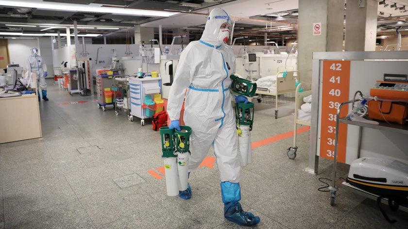 W szpitalach braknie tlenu dla pacjentów?