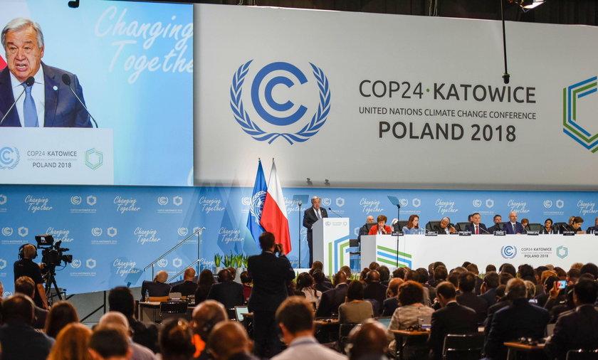 Zakończył się szczyt klimatyczny w Katowicach