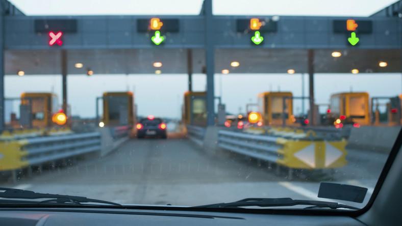 ce42cf57d1bf2 Bramki samoobsługowe na autostradzie A4 Katowice-Kraków - Śląsk