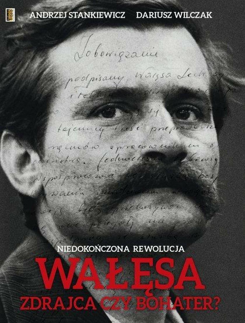 Książka o Wałęsie