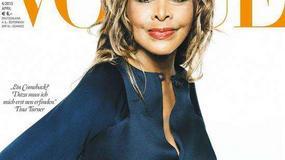 "73-letnia Tina Turner na okładce ""Vogue"""