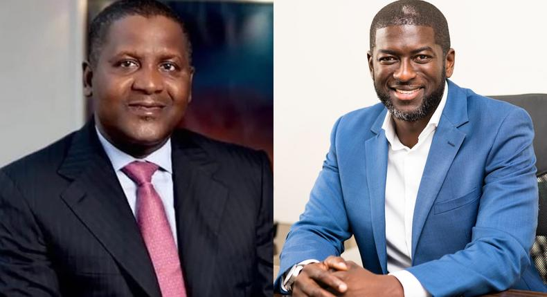 Ghana's Springfield CEO, Kevin Okyere, Dangote named among the Top 25 Movers and Shakers to Watch in the world in 2020