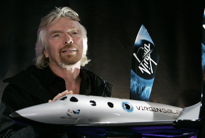 Rozbił się statek kosmiczny