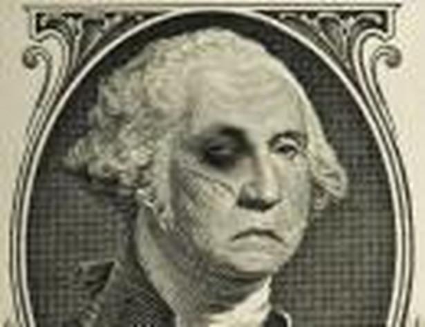 Złe czasy dla dolara, fot. Bill Frische